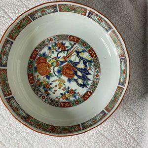 """Adams China  Pattern Plate 9"""""""